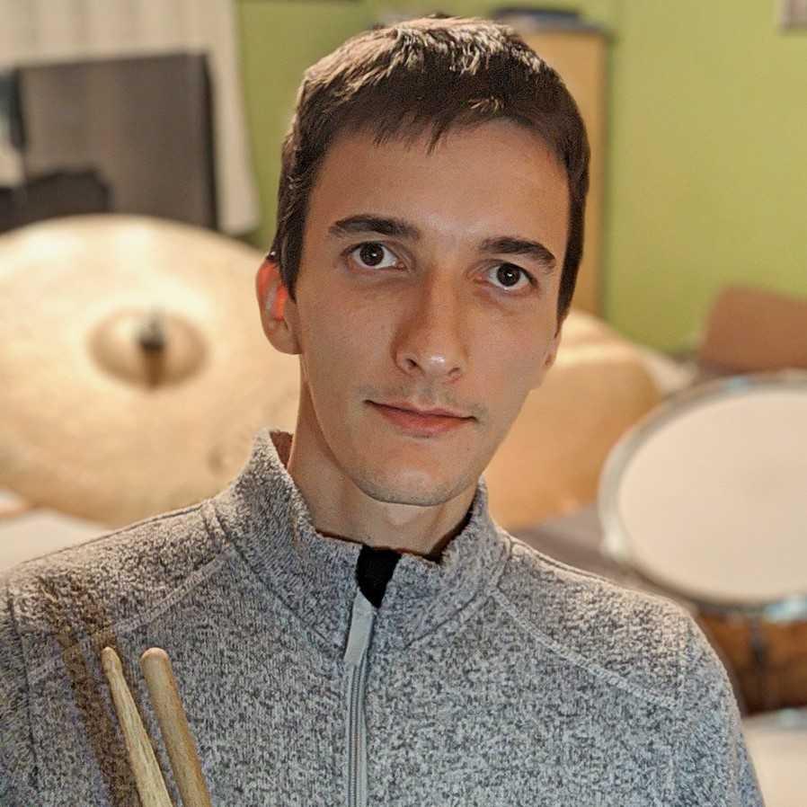 Dejan Barbir KUD Coda mentor za bobne