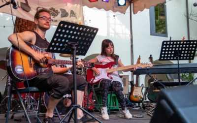 Koriščenje BON21 v glasbeni šoli KUD Coda