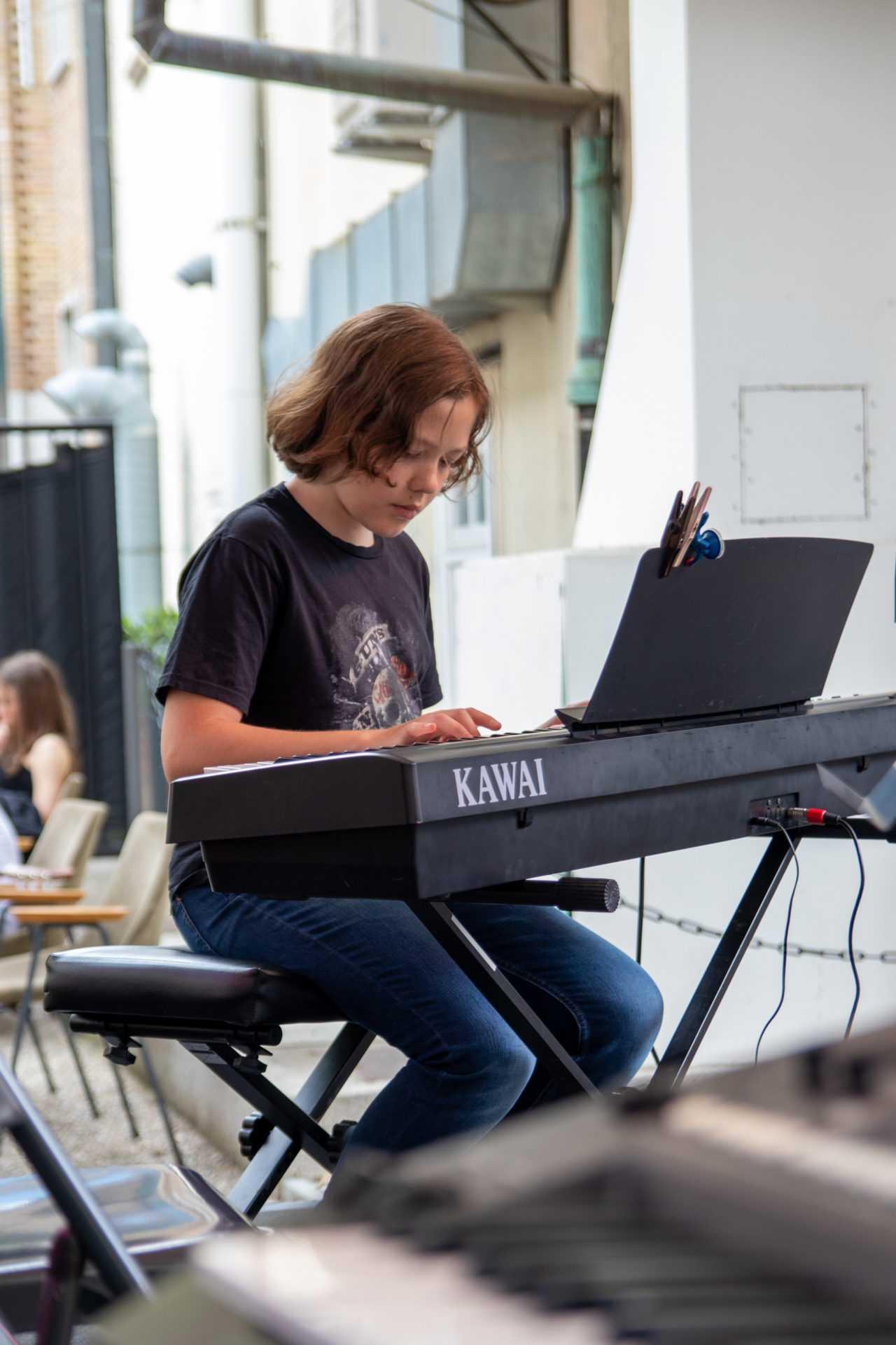 poučevanje klavirja