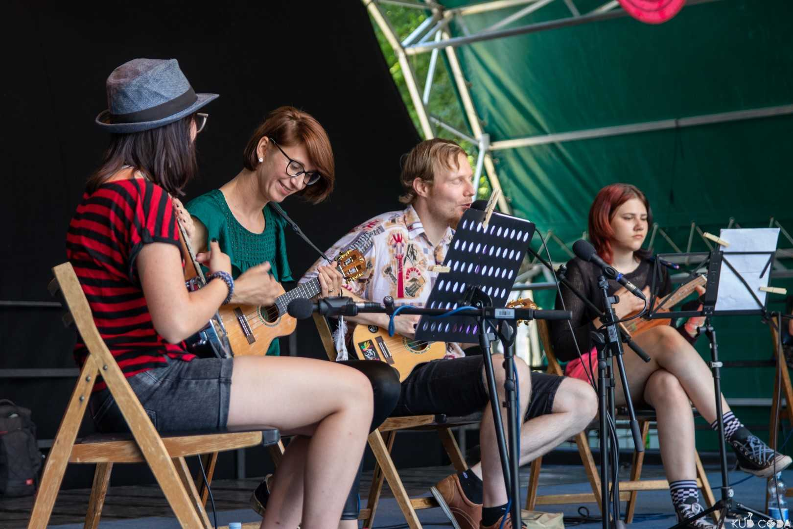 poučevanje ukulele maribor