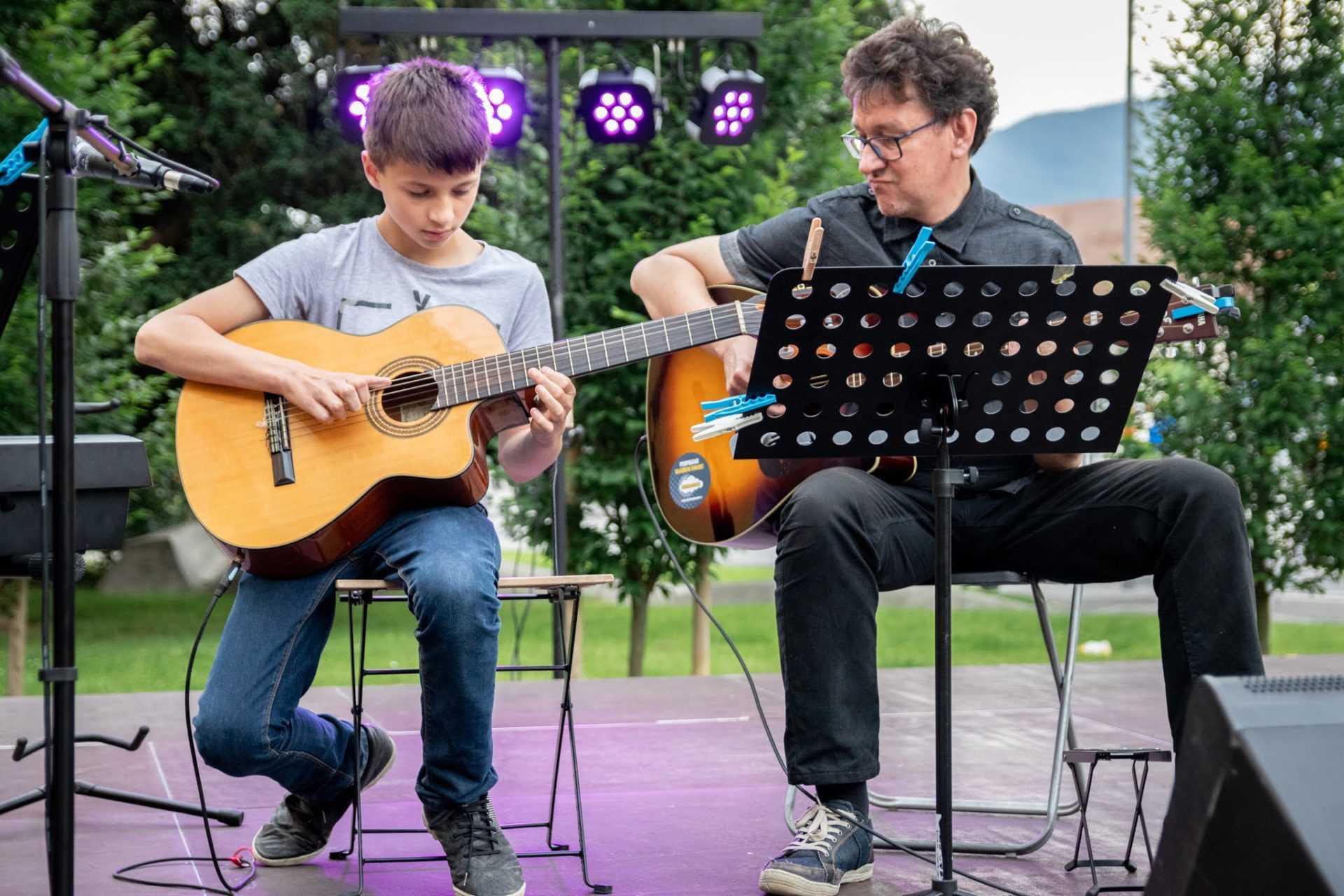 učenje klasične kitare maribor