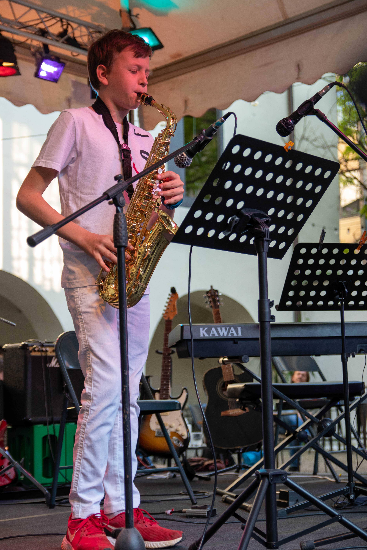 učenje saksofona kud coda