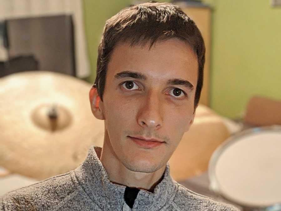 Dejan Barbir KUD Coda učenje bobnov Maribor